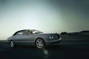 Foto Exteriores (12) Bentley Azure Descapotable 2009