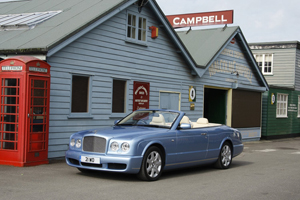 Foto Exteriores (14) Bentley Azure Descapotable 2009