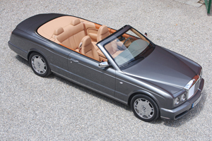 Foto Exteriores (15) Bentley Azure Descapotable 2009