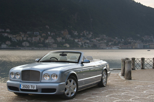 Foto Exteriores (19) Bentley Azure Descapotable 2009