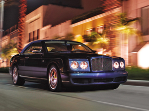 Foto bentley azure