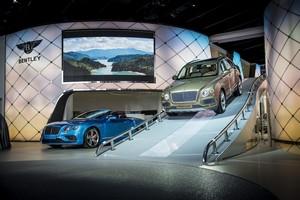 Foto Exteriores 4 Bentley Bentayga Suv Todocamino 2016