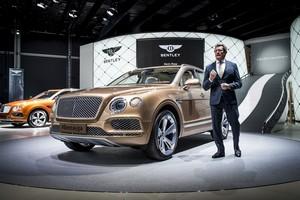Foto Exteriores 5 Bentley Bentayga Suv Todocamino 2016