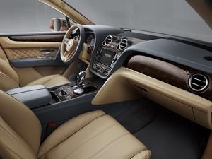 Foto Interiores 2 Bentley Bentayga Suv Todocamino 2016
