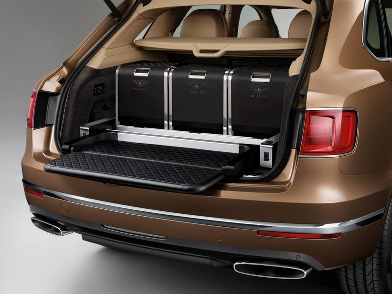Foto Tecnica 1 Bentley Bentayga Suv Todocamino 2016
