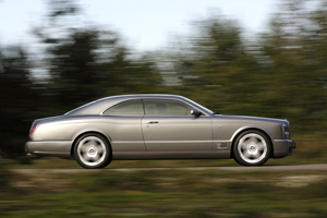 Foto bentley brooklands