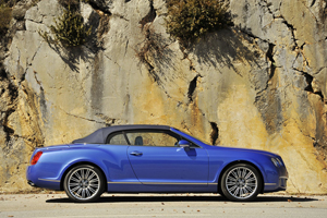 Foto bentley continental 2009