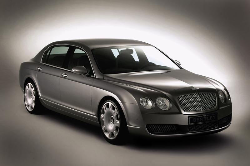 Foto Delantera Bentley Continental Sedan 2009