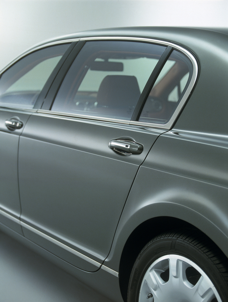 Foto Detalles Bentley Continental Sedan 2009
