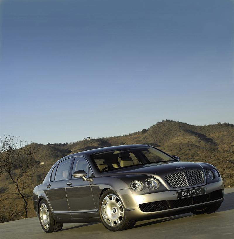 Foto Exteriores Bentley Continental Sedan 2009