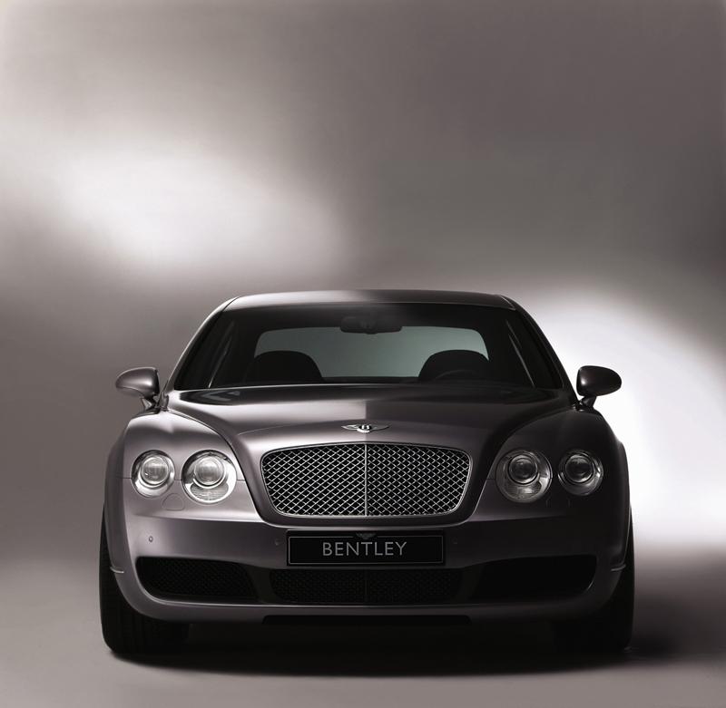 Foto Frontal Bentley Continental Sedan 2009