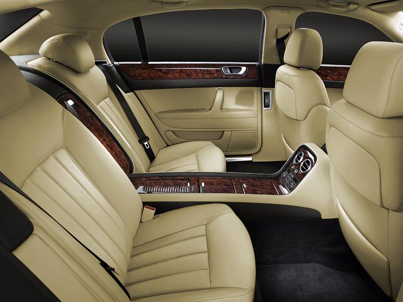 Foto Interiores Bentley Continental Sedan 2009