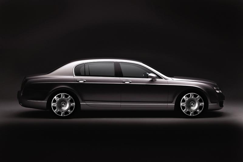 Foto Perfil Bentley Continental Sedan 2009