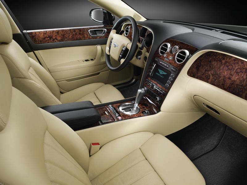 Foto Salpicadero Bentley Continental Sedan 2009