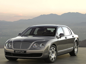 Foto bentley continental