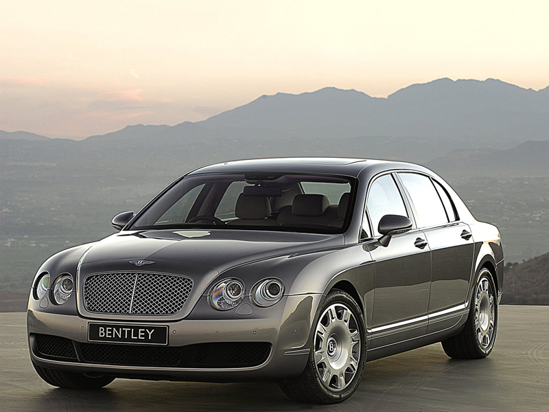 Foto Delantero Bentley Continental Sedan