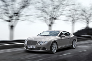 Foto bentley continental-gt 2010
