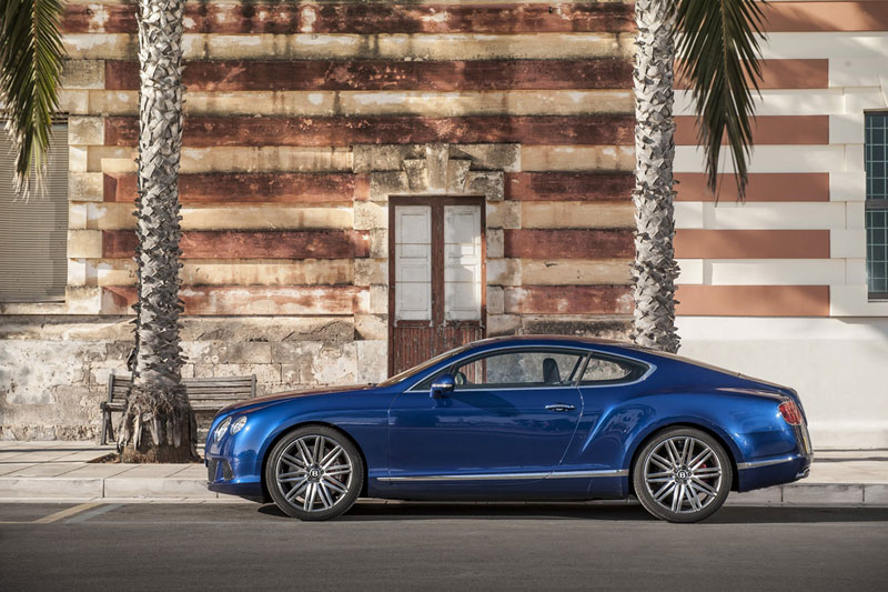 Foto Exteriores Bentley Continental Gt Cupe 2012