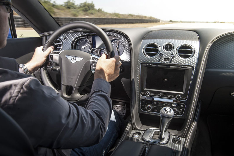 Foto Interiores Bentley Continental Gt Cupe 2012