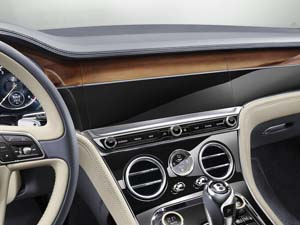 Foto Interiores (3) Bentley Continental-gt Cupe 2017