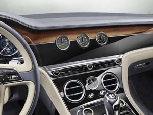 Foto Interiores (5) Bentley Continental-gt Cupe 2017