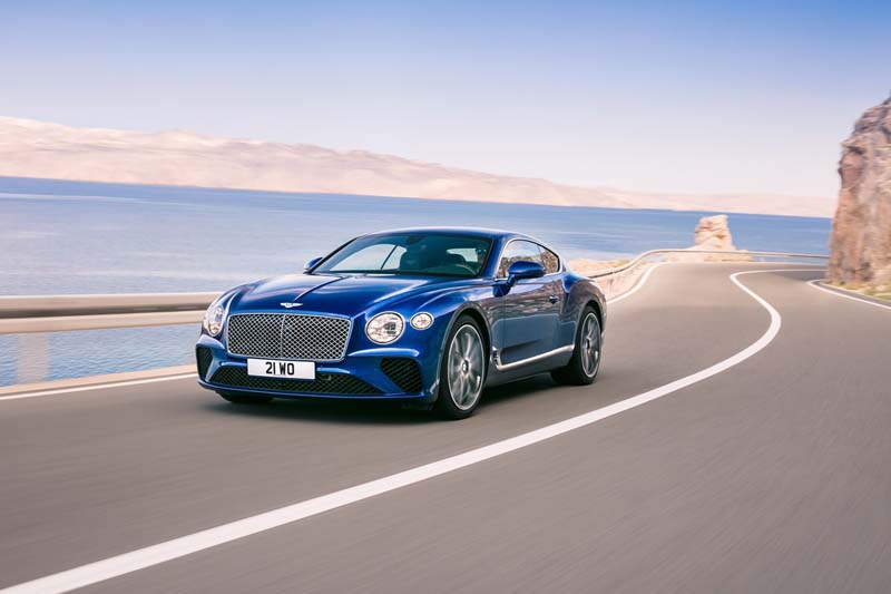 Foto Exteriores (1) Bentley Continental-gt Cupe 2017