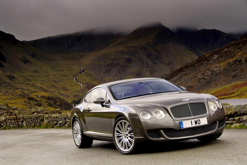 Foto Delantero Bentley Continental Gt Cupe