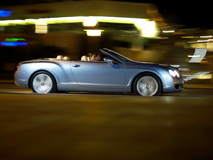 Foto bentley continental-gtc