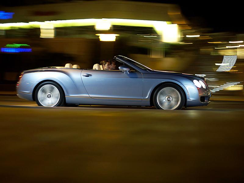Foto Perfil Bentley Continental Gtc Descapotable