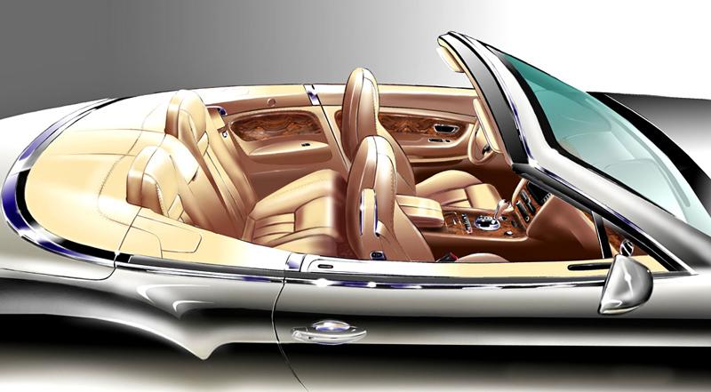 Foto Salpicadero Bentley Continental Gtc Descapotable