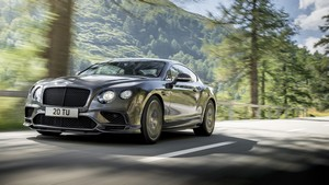 Foto Exteriores 1 Bentley Continental-supersports Cupe 2017