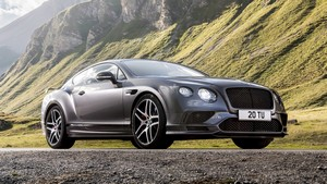 Foto bentley continental-supersports 2017