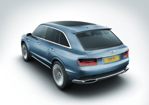 Foto bentley exp-9-f 2012
