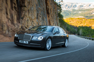 Foto bentley flying-spur 2013