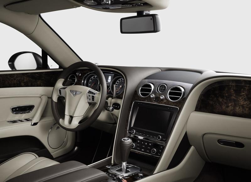 Foto Interiores Bentley Flying Spur Berlina 2013
