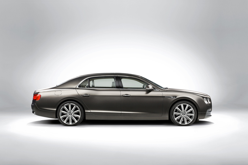 Foto Lateral Bentley Flying Spur Berlina 2013