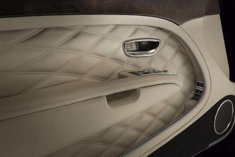 Bentley Grand Convertible 2014