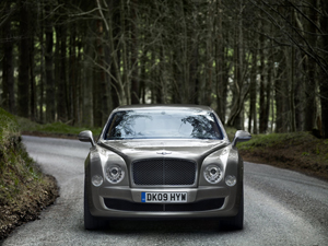 Bentley Mulsanne 2013