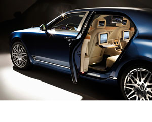 Foto bentley mulsanne 2012