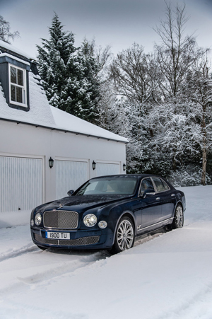 Foto bentley mulsanne 2013