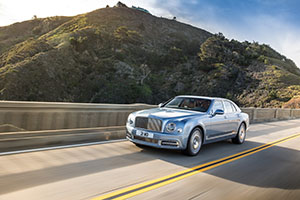 Foto bentley mulsanne 2016