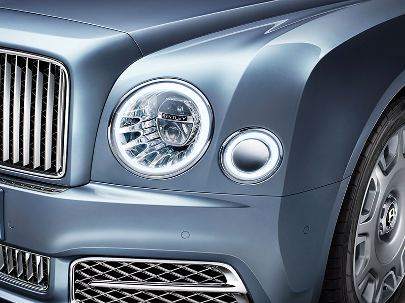 Foto Detalles Bentley Mulsanne Sedan 2016