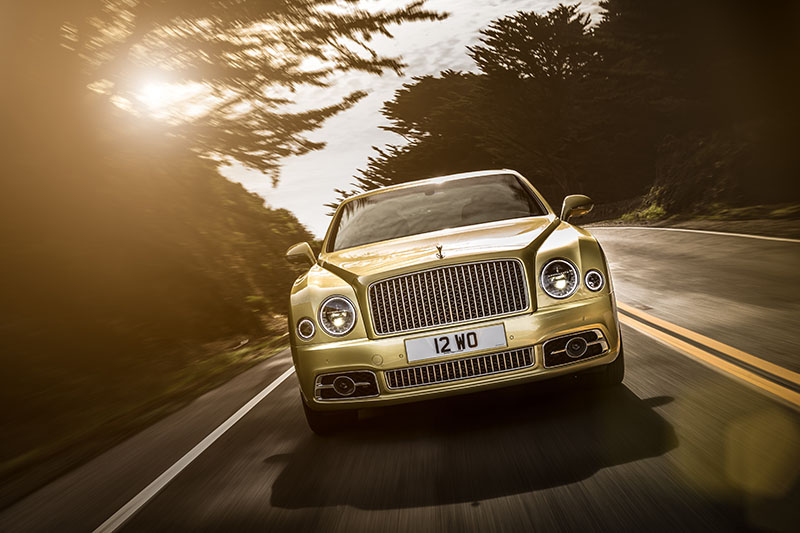 Foto Exteriores Bentley Mulsanne Sedan 2016