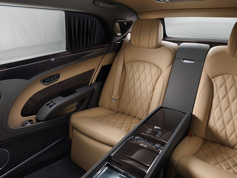 Foto Interiores Bentley Mulsanne Sedan 2016