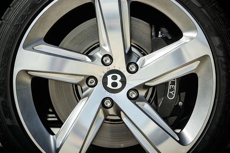 Foto Detalles Bentley Mulsanne Speed Sedan 2014