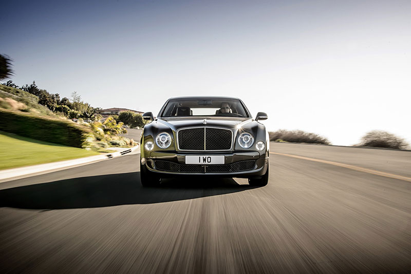 Foto Exteriores Bentley Mulsanne Speed Sedan 2014