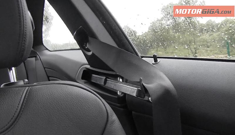 Brazo para colocar cinturón en BMW 435i