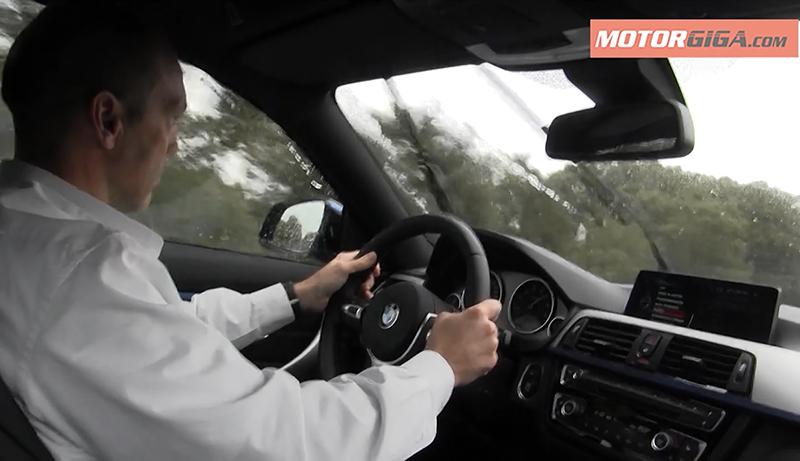 Conducción del BMW 435i