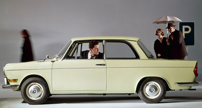 Foto Exteriores Bmw 700 Cupe 1959