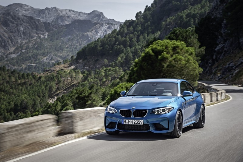 Foto Exteriores 4 Bmw M2 Cupe 2016